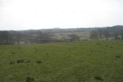Field above the Avon