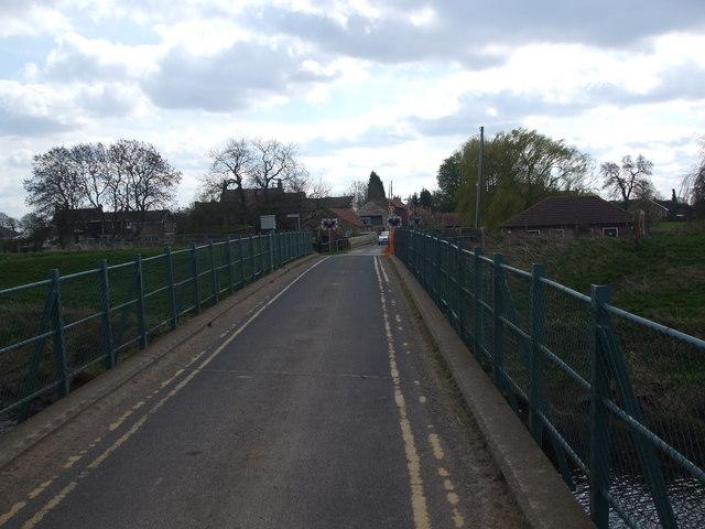 South Bramwith bridges