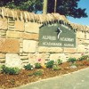 Entrance to Alness Academy