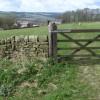 Towards Ballcross Farm