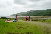 Loch na Keal - end of the trip