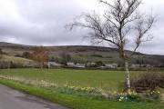 Cumrew village