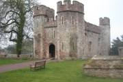 The Tenants' Hall at Dunster Castle