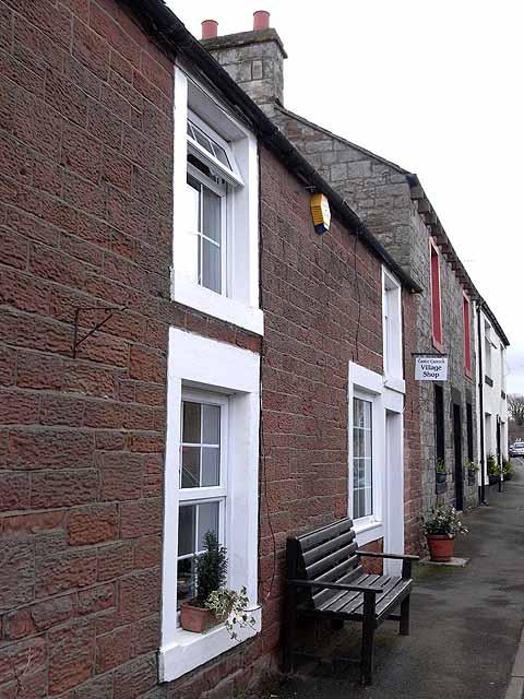 Village shop, Castle Carrock