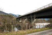 A9 bridge over the Garry