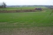 Farmland by Birley Lane