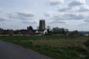 Haxey village