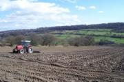 Farmland near Stannington