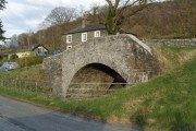 Old Road Bridge In Nantglyn