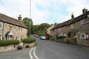 Froggatt village