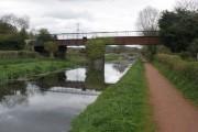 Black Bridge, Grand Western Canal