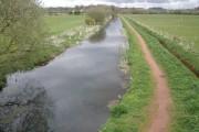 Grand Western Canal, near Great Fossend