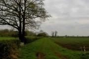 Farmland near Woodhouse Grange