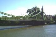Hammersmith Bridge W6