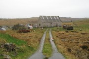 Agricultural building, Grianan