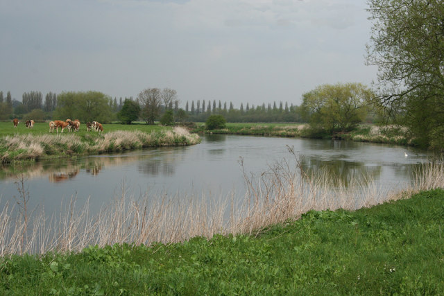 River Trent to the east of Ingleby