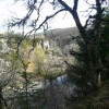 Gorge of the River Nairn, near Craggie.