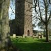 Tower of Llanhennock Church