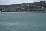 Goodwick Village from the Parrog breakwater