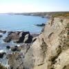 Cliffs above Loch Warren