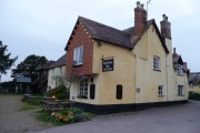 Broadclyst : The Red Lion Inn