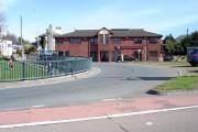 Junction of Morshead Road and Tavistock Road (A386), Plymouth