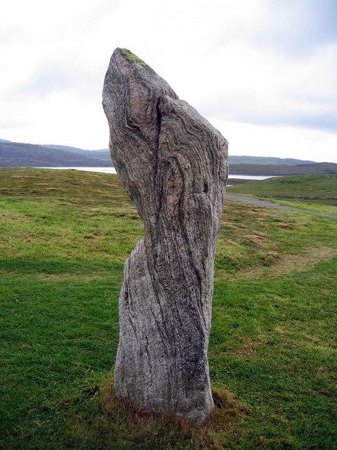 Stone portrait 2, Callanish