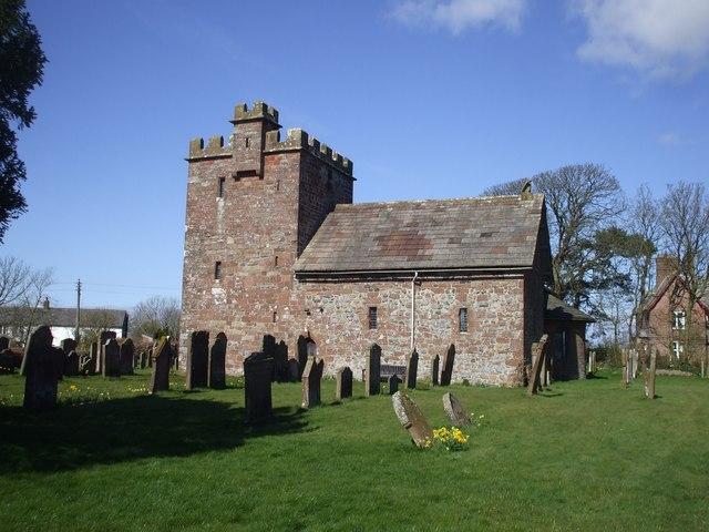 Church of St John, Newton Arlosh