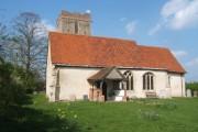 All Saints Church, Shelley