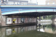 Great Western Road bridge over the Grand Union Canal W11
