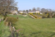 Hallington village