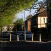 Bollards on Wordsworth Road
