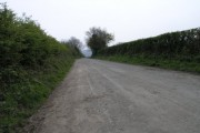 Old Swansea Road from Penllergaer