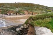 Bovisand Bay beach