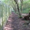 Carpenders Park: Footpath to Watford Heath