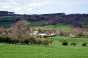 Farmland south east of Caldbeck