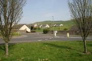 The village of Clovenfords