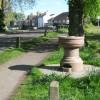 Memorial Fountain on Common Lane
