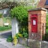 George V Postbox, Warminster