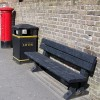 Street furniture, Warminster