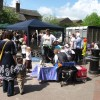 Spring Fayre on Church Square, Tring, 2009