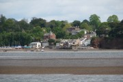 Lympstone from the Exe