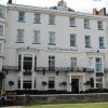 The Royal Clarence Hotel in Cathedral Close