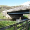 Road bridge over the Megget Water at Cappercleuch