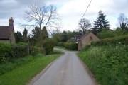 Lane Near Hayton's Bent