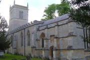 St. Guthlac's Church, Passenham