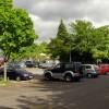 The Range car park