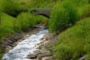Bridge over Taff Bargoed to Cwm Cothi