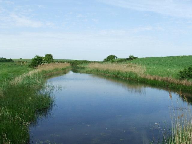 Drainage Dyke
