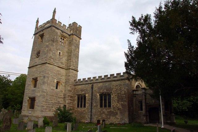 St Leonard's Church in Sunningwell